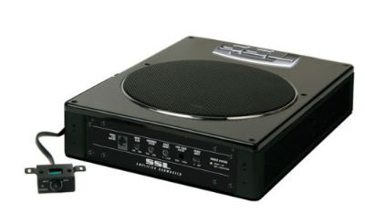 """Sell Low Profile 8"""" 600w Amplified Subwoofer Soundstorm Lopro8 Woofer Boxes/tube motorcycle in Hicksville, Ohio, United States, for US $116.71"""