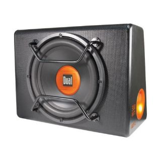 """Find 12"""" Amplified Woofer Box 300w Max Dual Alb12 Woofer Boxes/tube motorcycle in Hicksville, Ohio, United States, for US $106.11"""