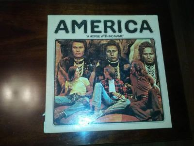 America  Horse With No Name LP