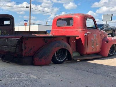 1949 GMC Pickup Rat Rod