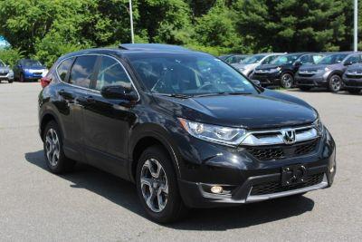 2018 Honda CR-V EX AWD (Crystal Black Pearl)