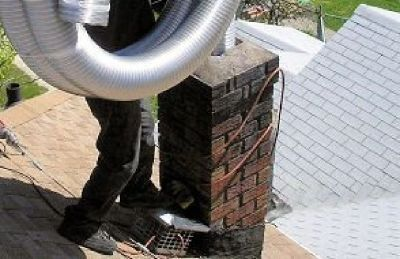 stainless steel chimney liner