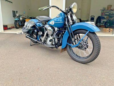 1942 Harley-Davidson FL KNUCKLEHEAD