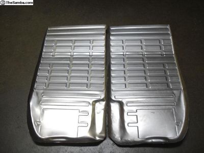 Type 3 Floor Pans & Rust Repair Sections 61-73