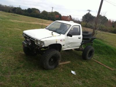1995 Toyota Truck Rock Crawler Part Out (south College Station)