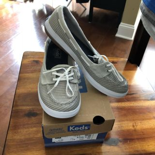 Keds boat shoes, 7.5 M - barely worn