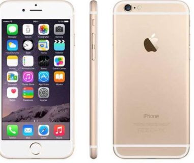 iPhone 6 - Gold color- 64gb