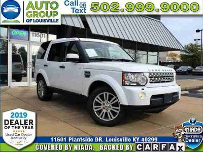 Used 2011 Land Rover LR4 for sale