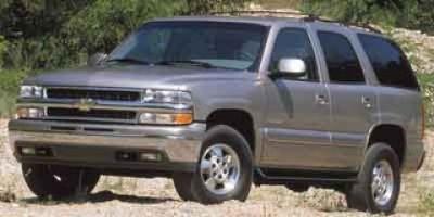 2001 Chevrolet Tahoe Base (Light Pewter Metallic)
