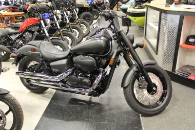2018 Honda Shadow Phantom Cruiser Motorcycles Adams, MA