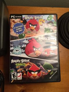 Angry Birds PC Games