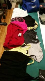 10 girls tops collection