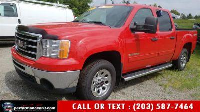 2012 GMC Sierra 1500 SLE (Fire Red)
