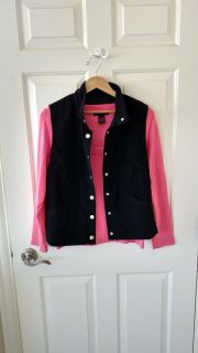 Mountain Lake Vest and Sweater
