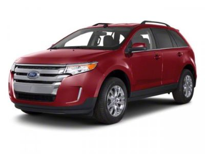 2012 Ford Edge SEL (Blue)