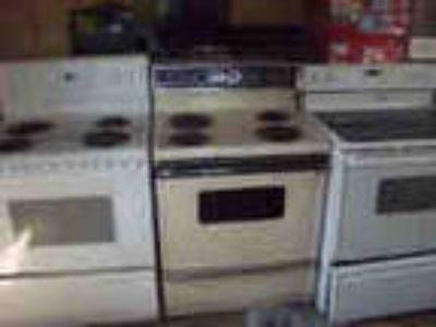 Used Stoves For Sale