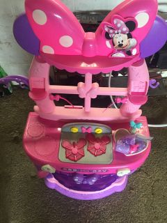 Minnie Mouse Kitchen