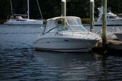 2001 Sea Ray Weekender 225