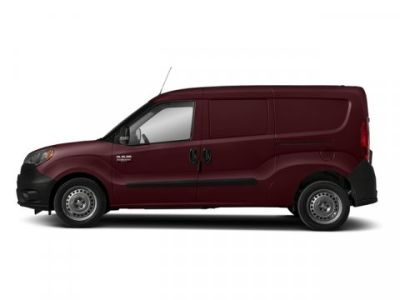 2018 RAM ProMaster City Cargo Van Tradesman (Deep Red Metallic)