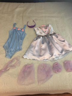 3 in 1 dancer outfit