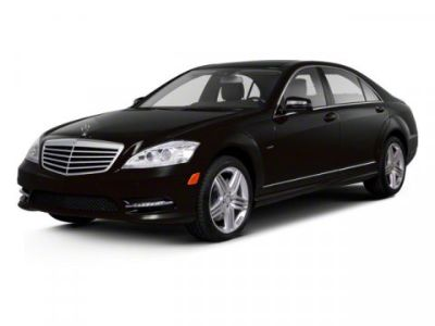 2013 Mercedes-Benz S-Class S550 4MATIC (DIAMOND WHITE)