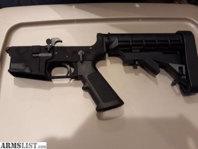 For Sale: Stag AR 15 complete lower