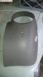 NOS front fender headlight section Ghia