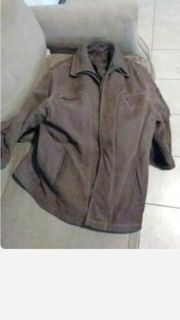 3xt suede leather jacket
