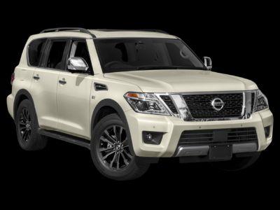 2019 Nissan Armada (PEARL WHIT)