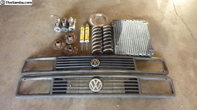 Moving Sale Vanagon And Conversion Parts
