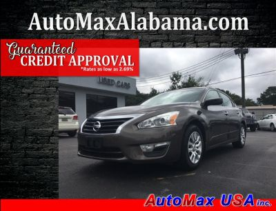 2015 Nissan Altima 2.5 S (Brown)