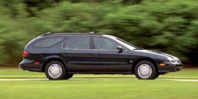 1999 Ford Taurus SE (Silver)