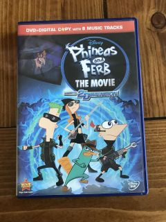 Phineas & Ferb the Movie