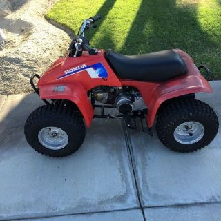Purchase Honda trx 70 1986 motorcycle in Cathedral City, California, United States