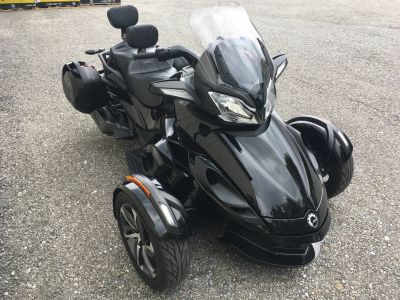 2014 Can-Am STS LIMITED SE5 Trikes Motorcycles Hanover, PA