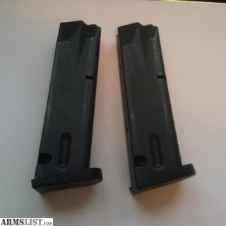For Sale: Beretta 92 Series 15rd Mags (2)