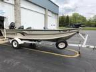 1999 Alumacraft Lunker V16 LTD MAG