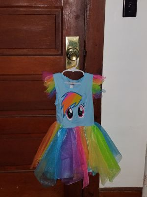 NWT, Girls size 4, My Little Pony Dress