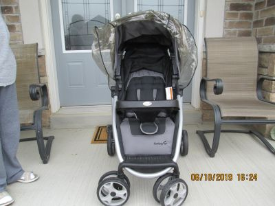 Baby Stroller and Storm Cover