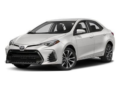 2018 Toyota Corolla L (Black Sand Pearl)