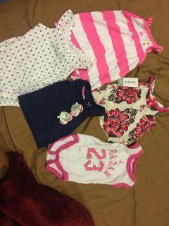 6 month carters lot