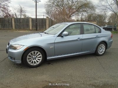 2009 BMW 3-Series 328xi 6-Speed Automatic