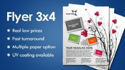 Get Colorful Flyer Printing in California from PrintPapa