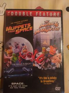 New Sealed Double Features The Muppets