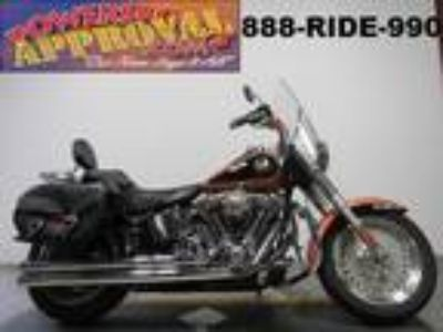 Used 2008 Harley-Davidson FLSTF - Softail Fat Boy