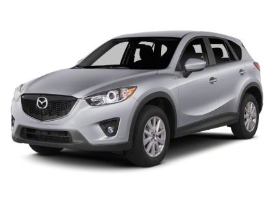 2013 Mazda CX-5 Touring (Black)