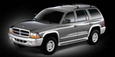 2003 Dodge Durango SLT Plus (Red)