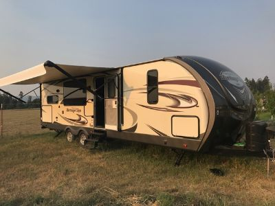 2017 Forest River Wildwood Heritage Glen Lite T282RK