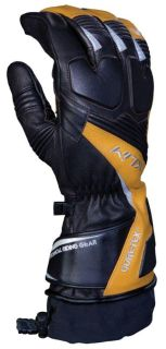 Find 2013 Klim Men's Elite Snowmobile Leather Gore Tex Glove Black 3XL motorcycle in Ashton, Illinois, US, for US $229.99