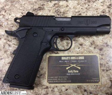 For Sale: Browning Black Label 1911 .380